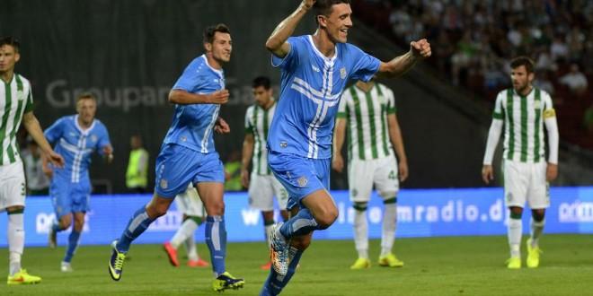 Europska liga: Ferencvaros - Rijeka 24.7.2014.