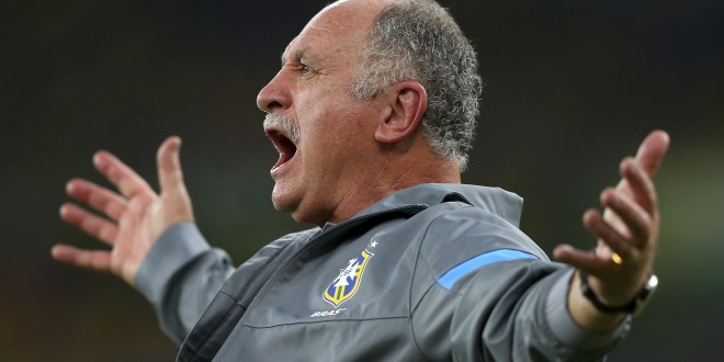 Luiz Felipe Scolari has the World Cup at his feet, with the Brazil manager being at the helm in 2014