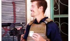 james Foley novinar