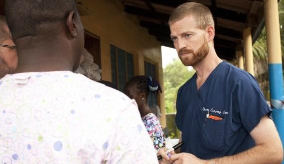 liječnik ebola