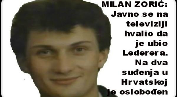 ZAŠTO HRVATSKA OPRAŠTA RATNIM ZLOČINCIMA Ovo je Milan ...