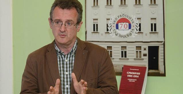 SDP imenovao Martićeva špijuna da nadzire povjesničare koji istražuju Domovinski rat