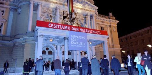 SKANDALOZNO:  Oliver Frljić riječki HNK preimenovao u LGBT kazalište