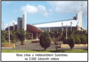 crkva u melbournu