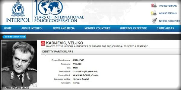kadijevi Interpol