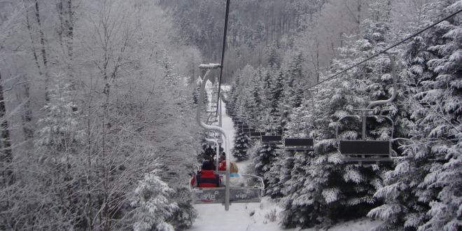 snijeg sljeme