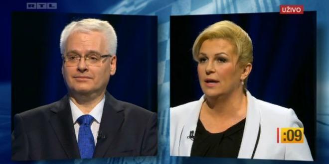 Kolinda JOsipovic RTL 3