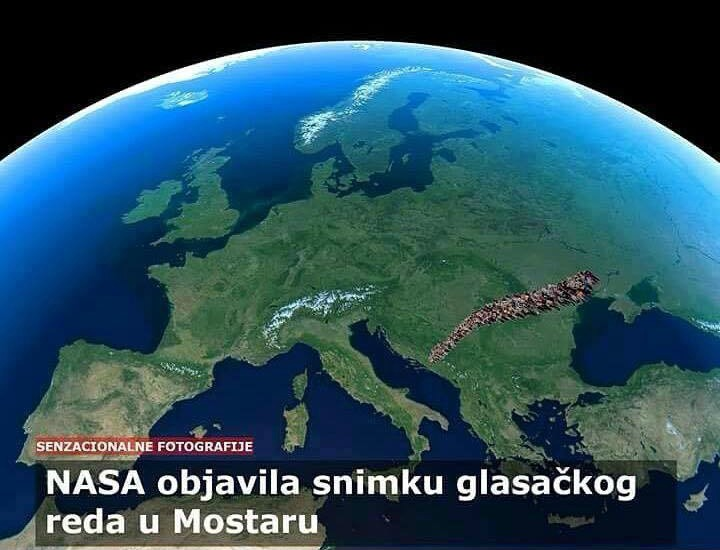 NASA . mostar