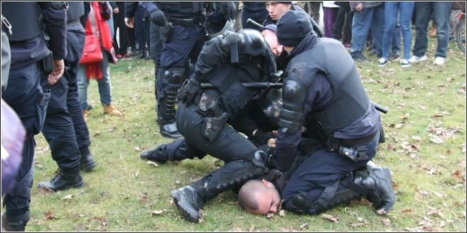 savska uhićenje, naslovna