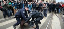 uhićenje, naslovna