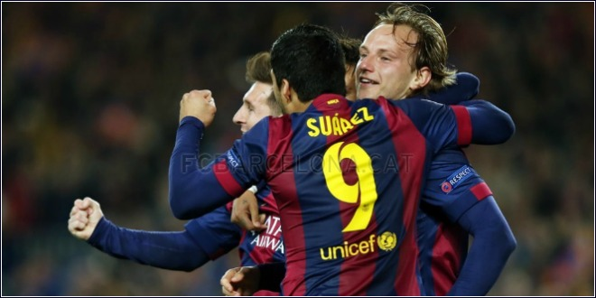 BARCELONA-CITY, rakitic