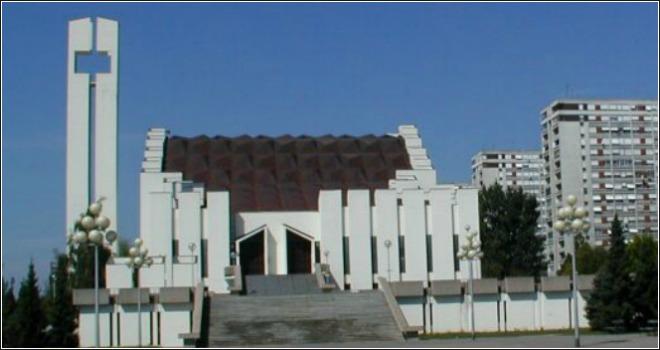 crkva sv. križa, Siget