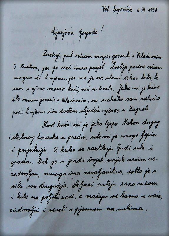 tudjmanovo pismo 1