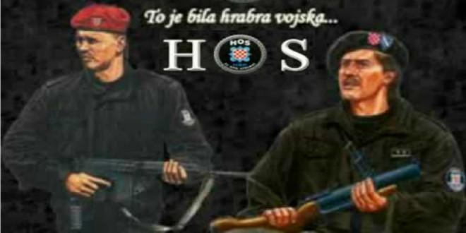 hos, poster