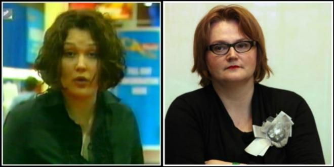 Helena Krmpotić i  Gabrijela Krmpotić Kos