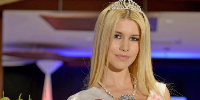 Anja Bijeli¦ç Miss Zadarske +żupanije 1