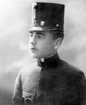 krleža, austrijski vojnik