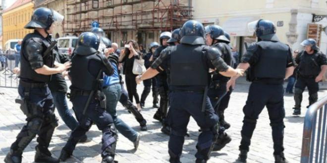 policija , markov trg , 660x330
