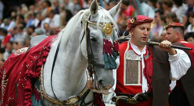 alkar i konj