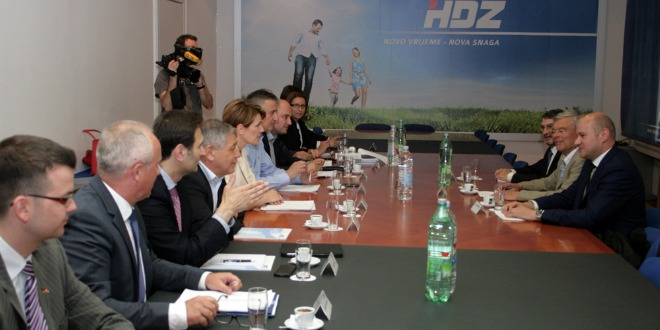 hdz, gospodarski program