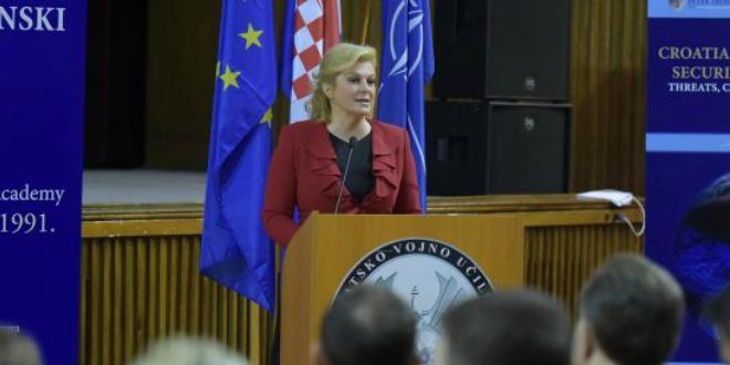 kolinda, govor na Petar Zrinski