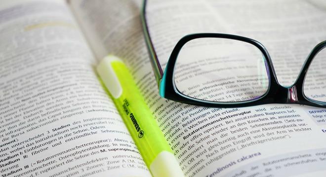 naočale, knjiga