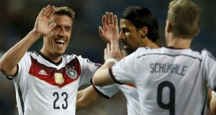 njemačka nogomet. repka