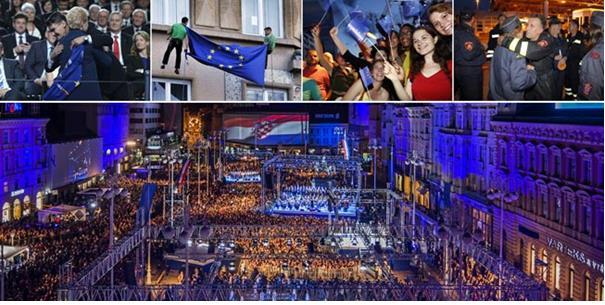 proslava priključenja eu