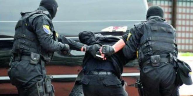 sipa, uhićenje