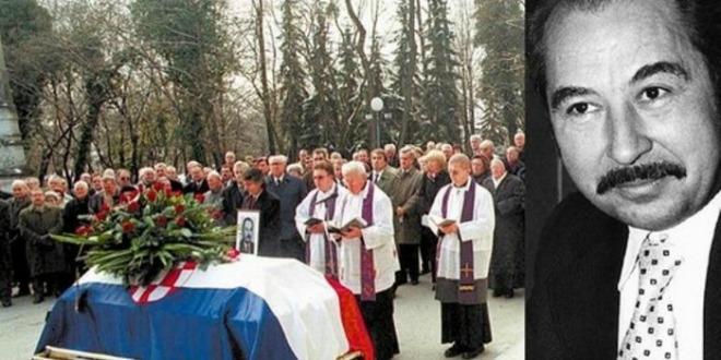 đureković, pogreb