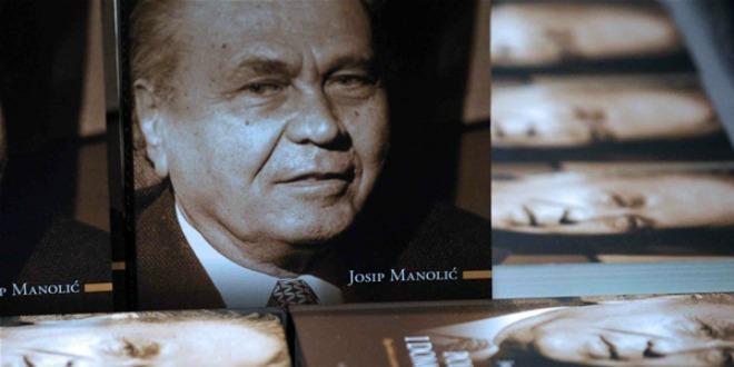 manolić, knjiga