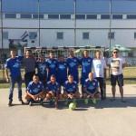 Pobjednička ekipa iz Vukovara...