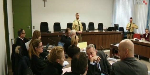 perković , sudjenje, sudnica