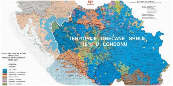 srpske karte