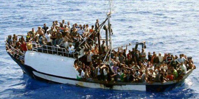 izbjeglice, brod