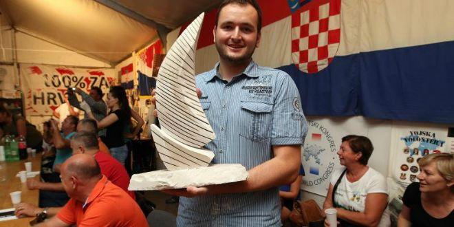 mata croata, jedro