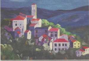 ČAČIĆ-UMJETNIČKE-SLIKE-02-300x204, istarsko selo