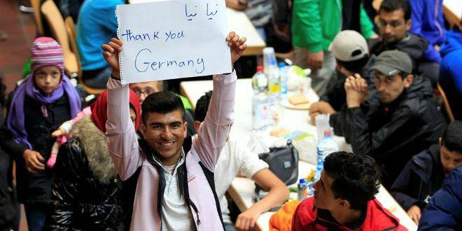 izbjeglice njemačka, hvala 660x330