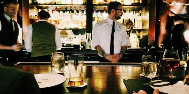 kafiĆ, šank, konobar