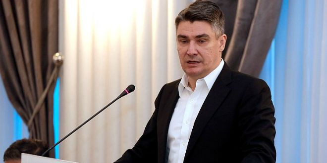 milanović, vlada