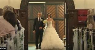 vjenčanje, otac, kći, pjesma