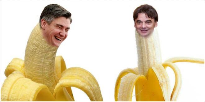 milanović, banane
