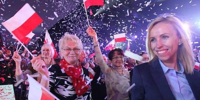 poljska, izbori