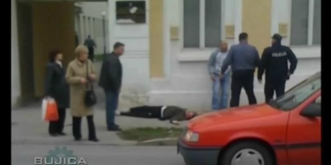 darko pajičić, ispred policije leži u krvi