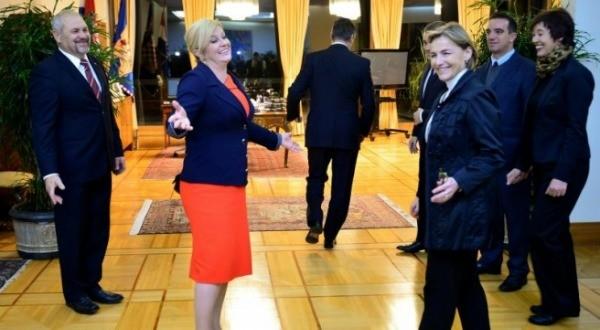 milanović, fotke, ured predsjednice