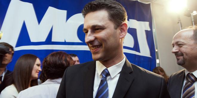 Zagreb, 08.11.2015 - Pracenje rezultata Parlamentarnih izbora u stozeru stranke MOST
