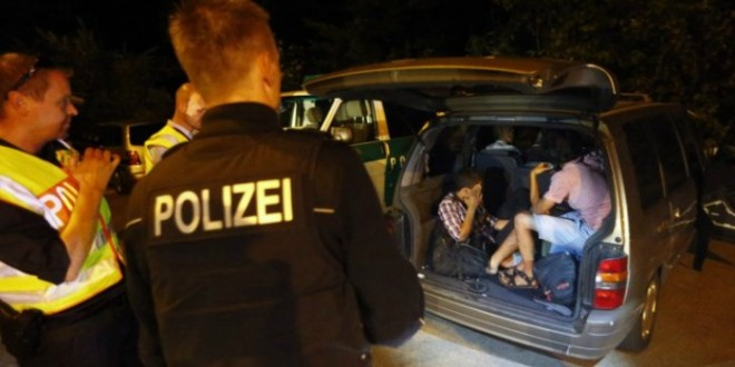 njemacka- policija