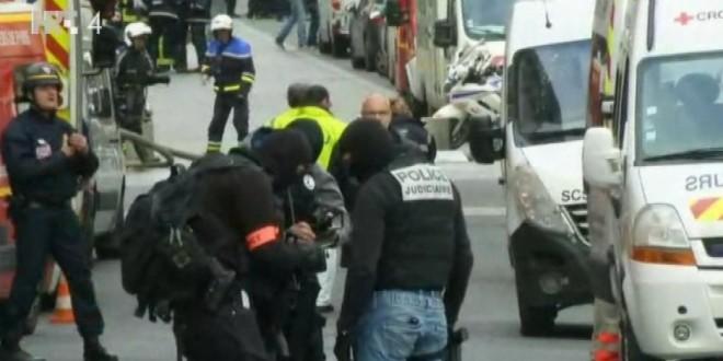 pucnjava u parizu