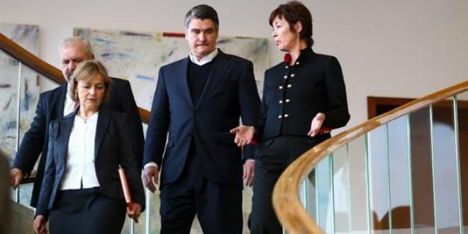 milanović, pusić,,, ured predsjednice