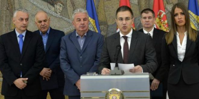 nebojša-stefanović, srbija, uhićenja